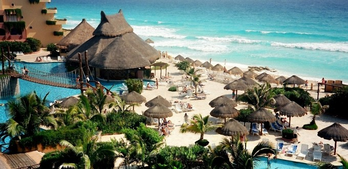 Cancun mexic