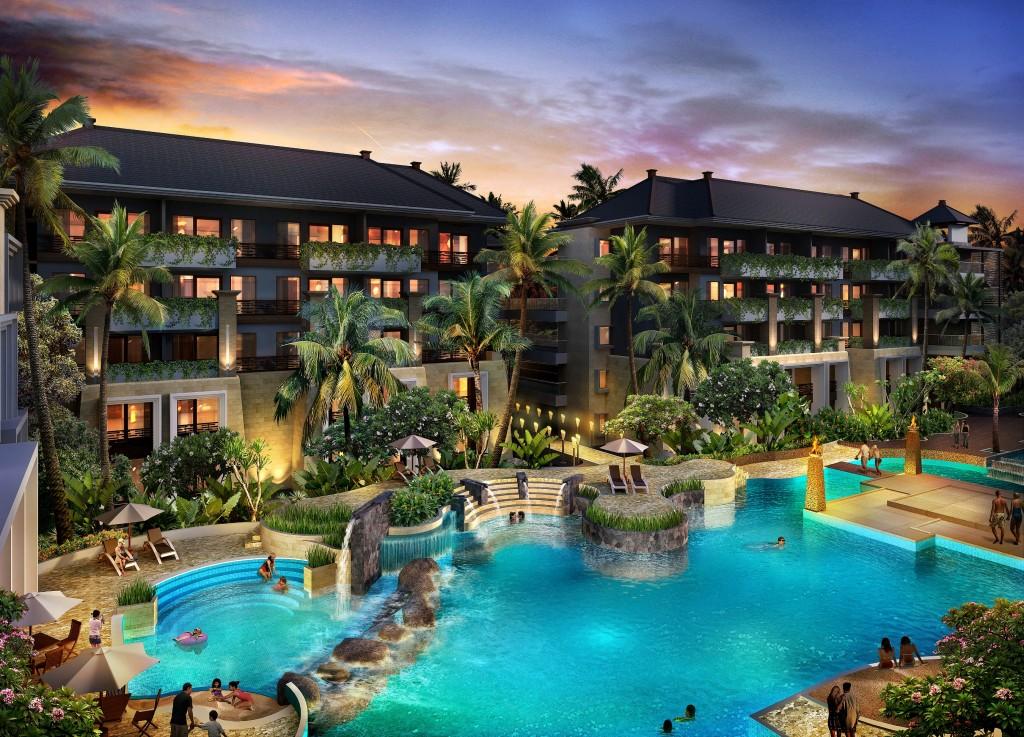 Swise Belresort Watu Jimbar Sanur Bali