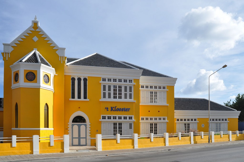 Curacao T Klooster