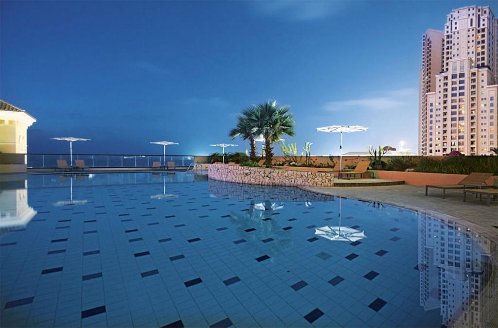 Amwaj Suites Jumeirah Beach Residence Hotel