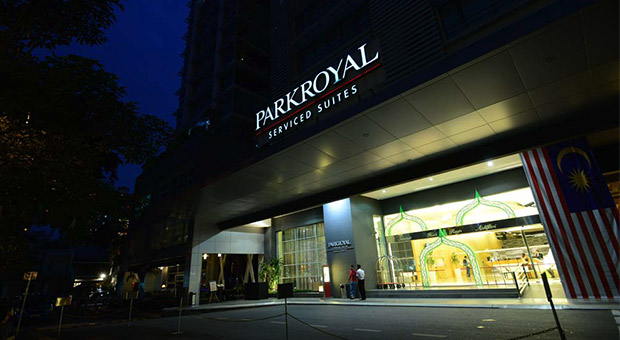 Parkroyal Serviced Suites